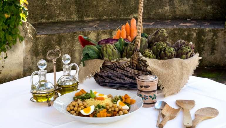 La ricetta delle radici: il cuscus