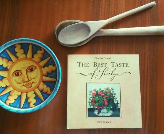 """The best taste of Sicily"" in un libro"