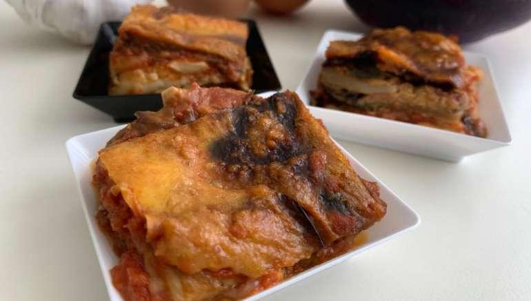 Parmigiana siciliana, ricetta del cuore