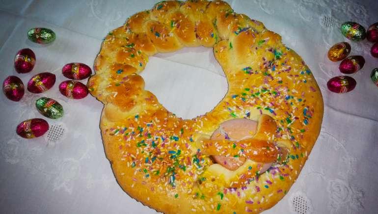 Cuddura, la Pasqua tra dolcezza e tradizione