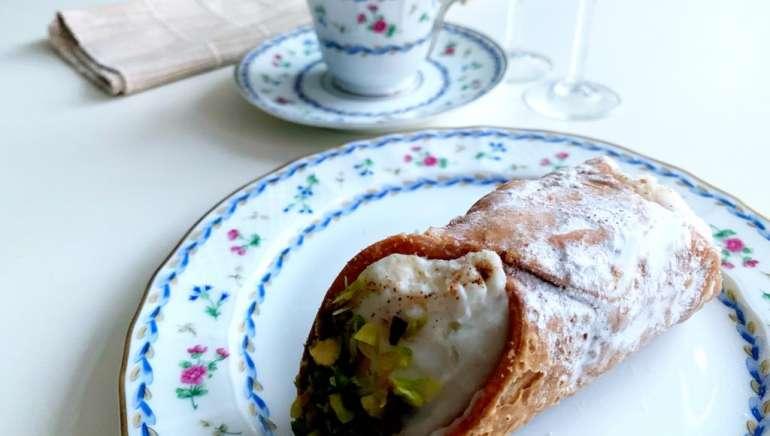 Cannolo, il dolce siciliano per eccellenza