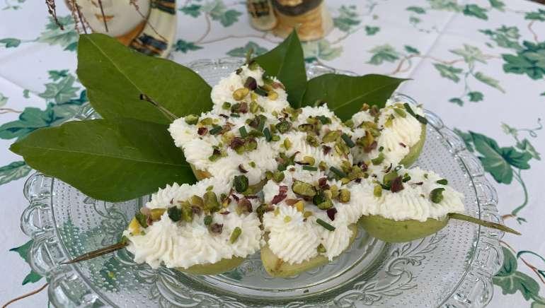 Pere di San Giovanni per un delizioso dessert estivo